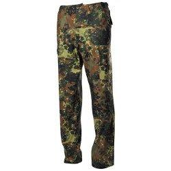 Тактически/Ловен панталон MFH тип US Combat Pants BDU, Rip Stop, BW camo