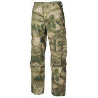 Полеви панталон, модел US ACU, Rip Stop, HDT camo green