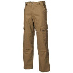 Полеви панталон, модел US ACU, Rip Stop, coyote tan