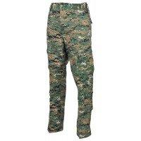 Полеви панталон, модел US ACU, Rip Stop, digital woodland