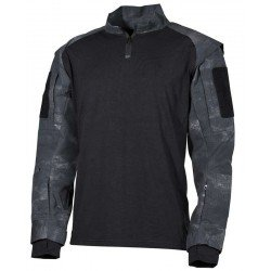 Анорак MFH US Tactical Shirt, HDT-camo grey