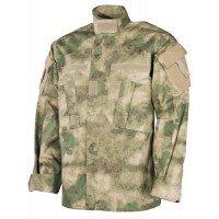 Риза бойно облекло - ACU Style - Рипстоп, HDT camo green