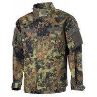 Полева риза US Field Jacket ACU, Rip Stop, BW camo