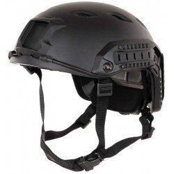 "Каска US тип, ""FAST-paratroopers "", black, ABS-plastic"
