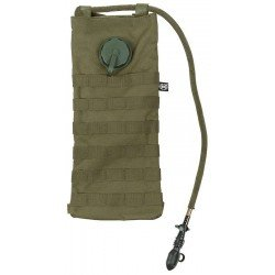 ХИДРАТИРАЩ ПАКЕТ MFH MOLLE,W/ DRINKING CUP 2,5 L, OD green