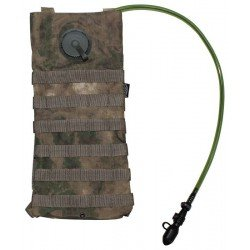 "Хидратиращ пакет MFH ""Molle"",w/ drinking cup 2,5 l, HDT Camo Green"