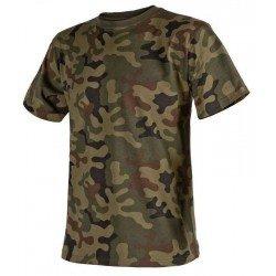 Камуфлажна тениска PL Woodland