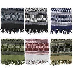 Палестински шал Shemagh - различни шарки