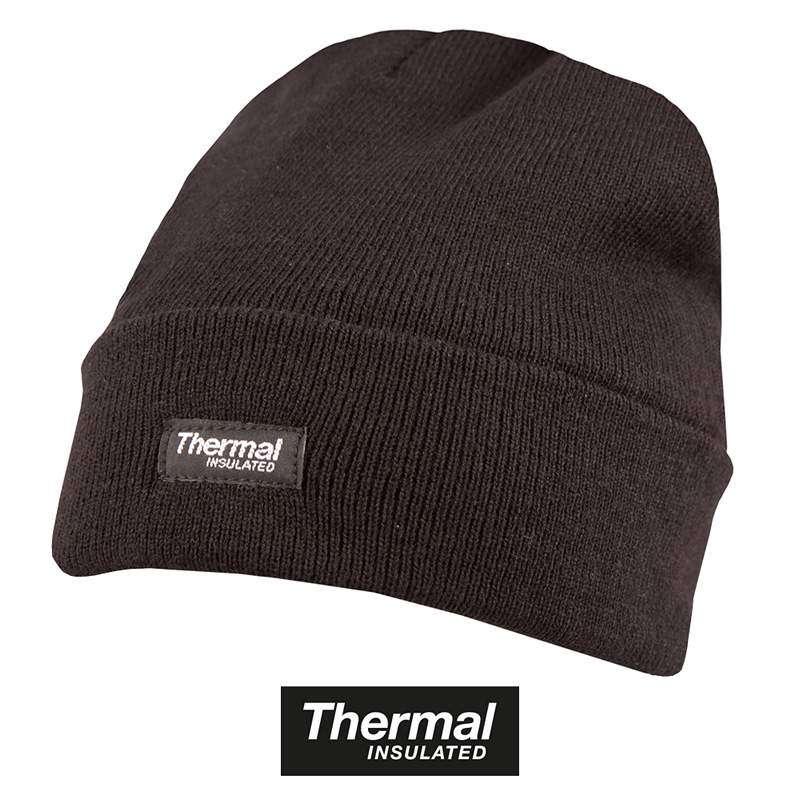 Шапка Thermal Bob Hat - черна