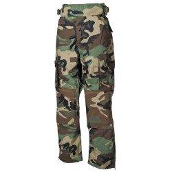 Военен панталон MFH Commando Pants, Smock, woodland