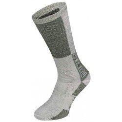 Зимни чорапи FOX Outdoor Polar, зелено-бели
