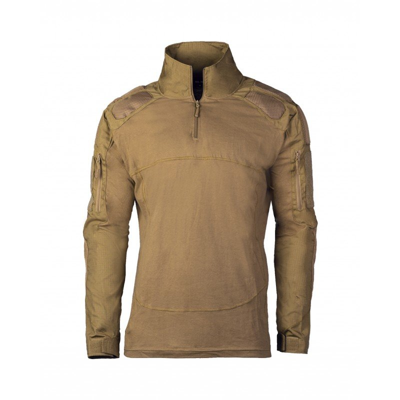 Бойна тактическа риза MIL-TEC CHIMERA, Dark Coyote