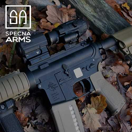 SPECNA ARMS BANNER