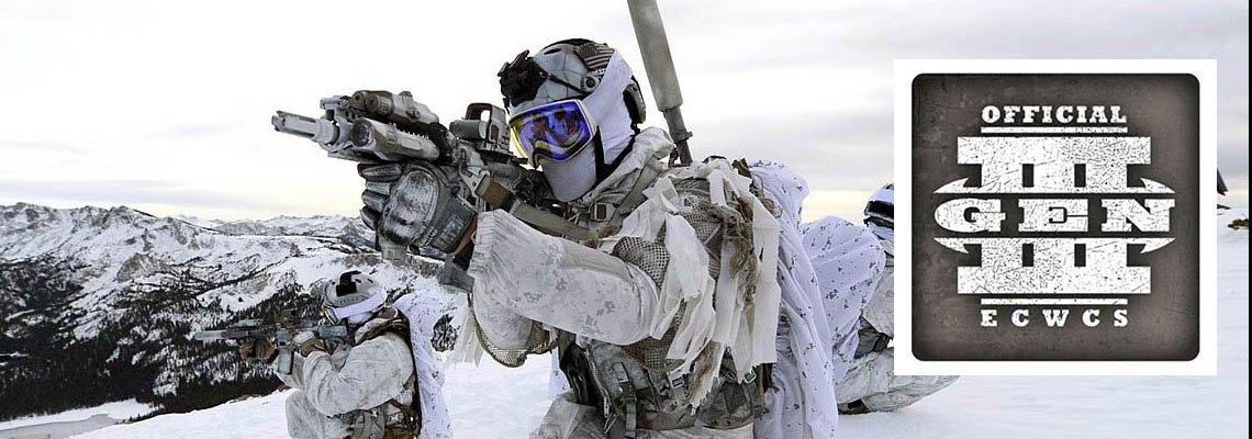 Как да се обличаме правилно според военните - системата ECWCS Gen III